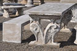 Eagle table set