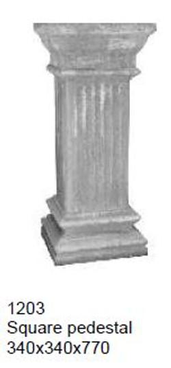 pedestal - sq