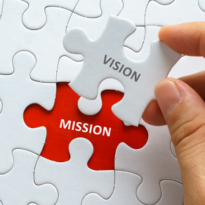 Leaders Help You Stick To Your Mission and Vision Until You Achieve Them