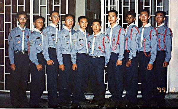 LaSalle Combined Schools Camporee (LSCS) at LaSalle PJ 1995.jpg
