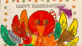 Fall Holiday Crafts: Make-Your-Own Turkey or Diya to Send to Loved Ones!