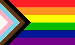 LGBTQ+ Pride Flag & Children's Book List