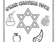 G'mar Chatima Tova! Yom Kippur Activities