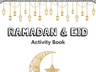 Ramadan & Eid Cut-and-Paste Card & Activities