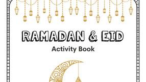Ramadan & Eid Cut-and-Paste Card & Activities
