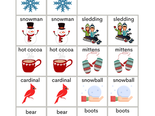 Winter Memory Game & Fun Facts