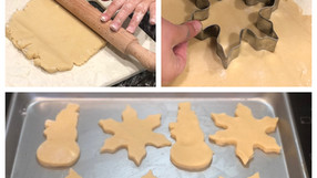 Winter Cookie Recipes: Lemon Ricotta and Classic Sugar Cookies