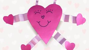 Easy Valentine's Day Crafts