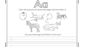 I Can Write My ABCs and 123s!