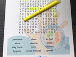 Pandemic Terminology: Word Search & Crossword Puzzle