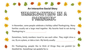 Short Stories: Thanksgiving in a Pandemic