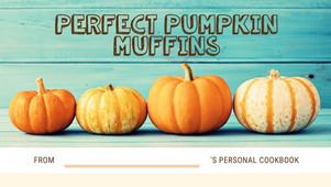 Autumn Recipes: Apple & Cinnamon Pancakes, Pumpkin Muffins