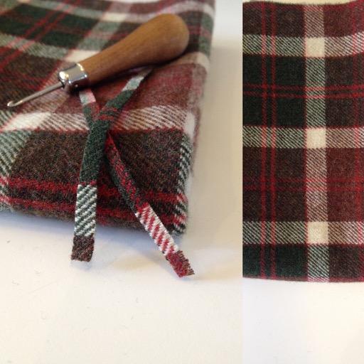 Fat Quarter Reclaimed Wool
