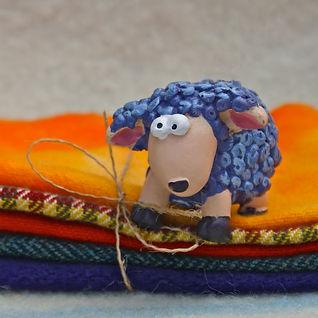 Rug Hooking BaaBaaBundles Wool