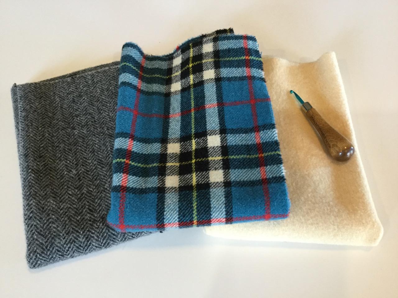 3 Wool Bundles