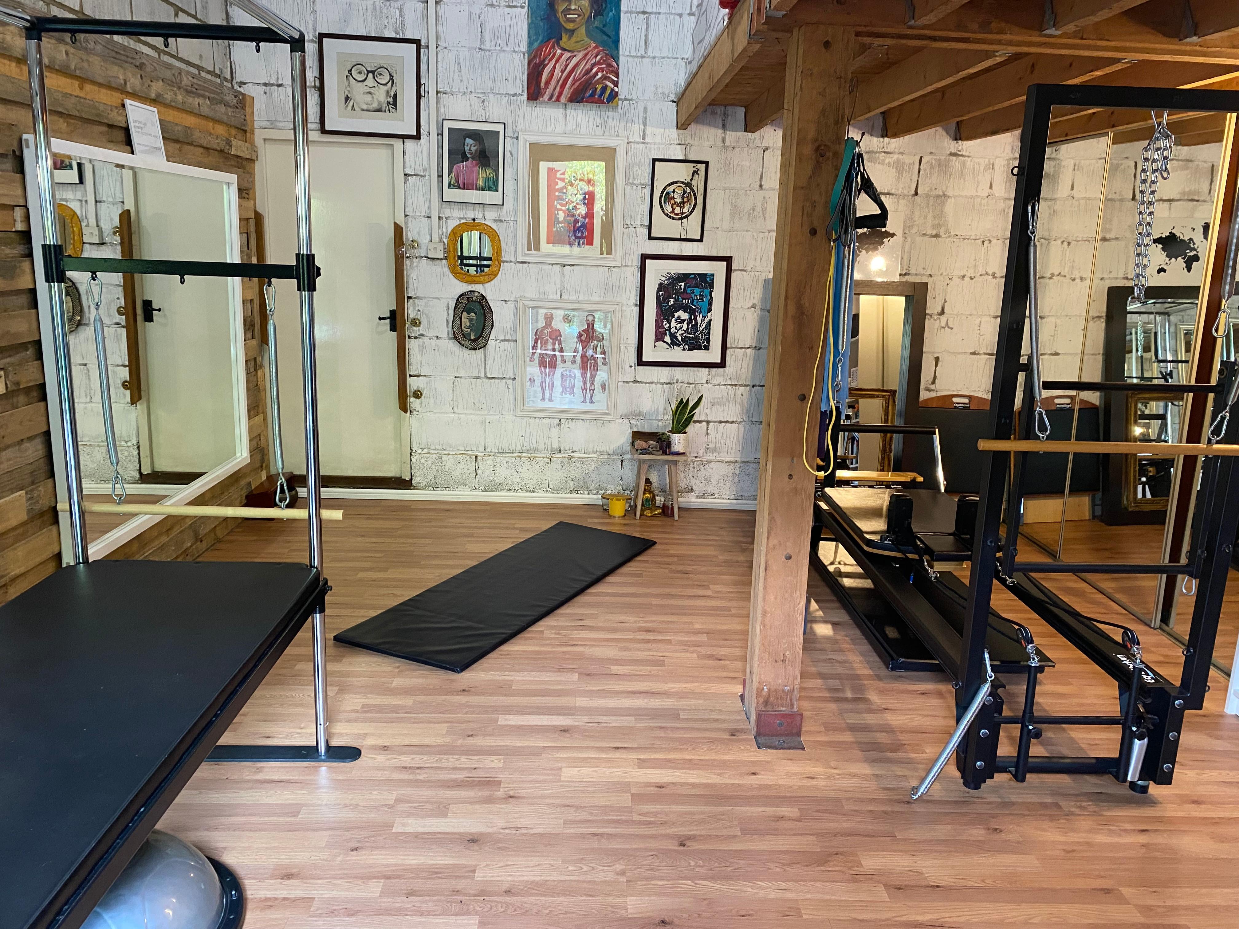 Pilates/Yoga Private In Studio