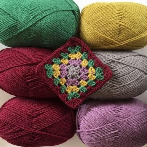 Crochet Pack 167 I 600gms