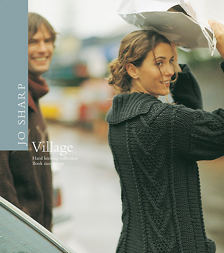 Jo Sharp - Village - digital download