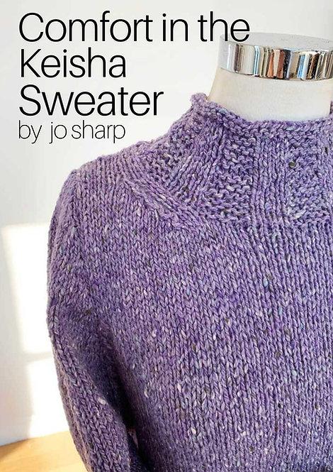 412 Keisha Sweater - digital download