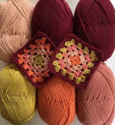 Crochet Pack 168 I 600gms