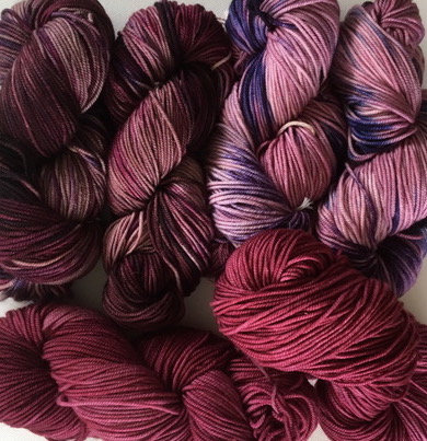Luxe Hand Dyed Pack 159 I 600gms