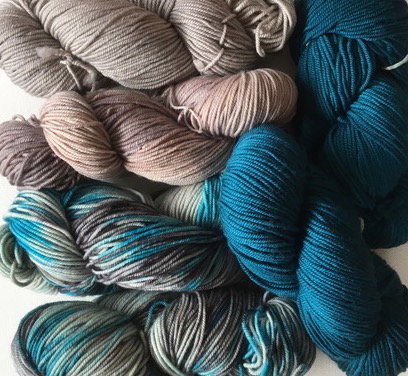 Luxe Hand Dyed Pack 163 I 600gms