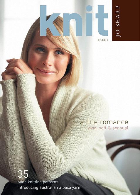Jo Sharp Knit Issue 1 - digital download