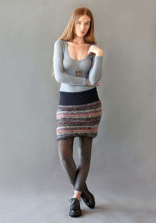 "386 70""s Mohair Skirt - digital download"