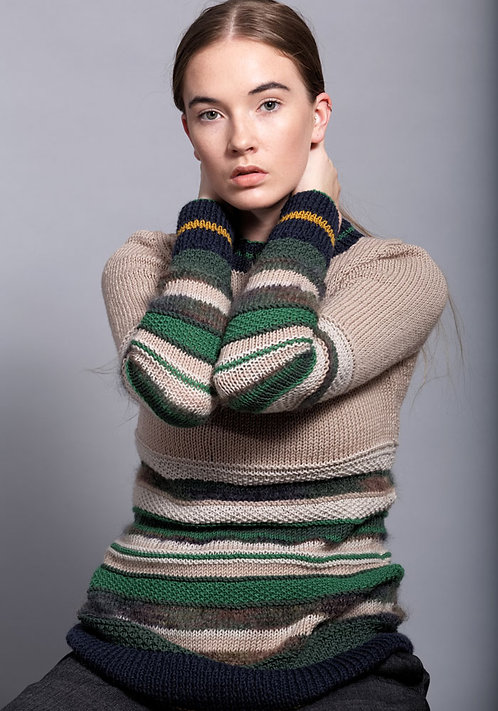 378 Soho Sweater - digital download