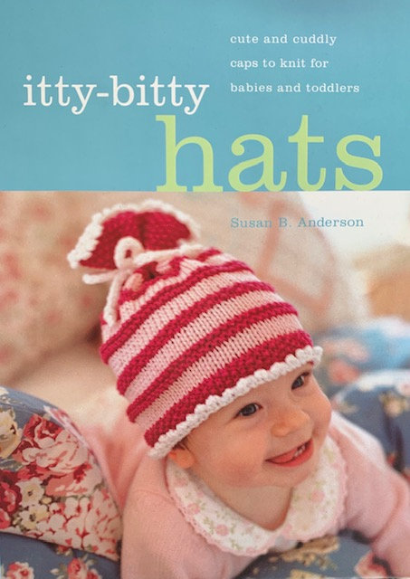 Book | Itty Bitty Hats | Print Copy
