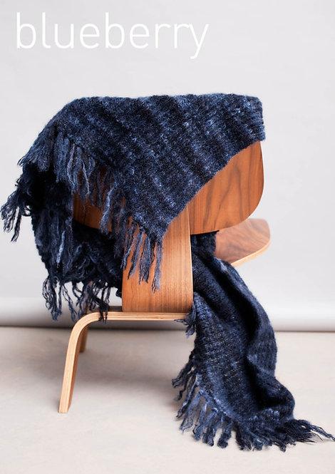 Mohair Travel Rug - Knitting Kit