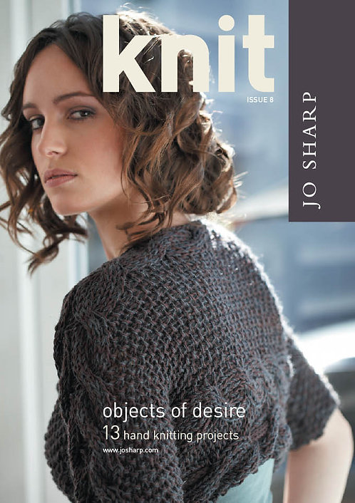 Book | Knit Issue 8 | Print Copy