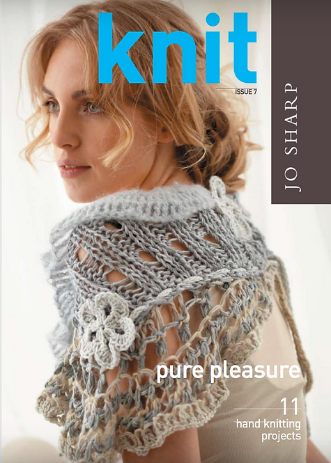 Jo Sharp Knit Issue 7 - digital download