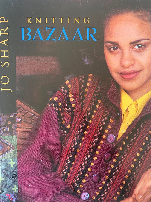 Book | Knitting Bazaar | Print Copy