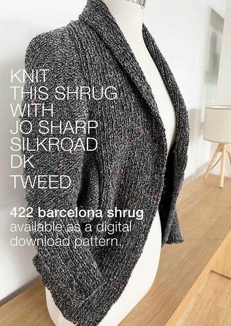 422.1 Barcelona Shrug - digital download