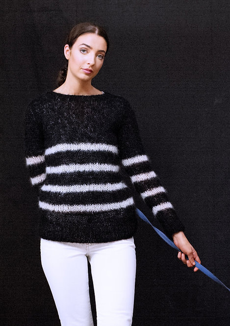 Roma Lucia Mohair Sweater