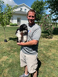 Adopted  Mini Aussie Puppy from Windy Acres Puppy Adoption