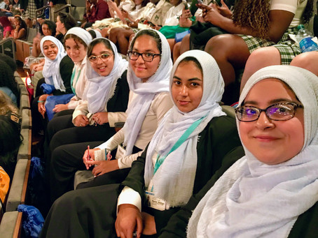 Dallas Morning News article about Qalam Collegiate Academy.