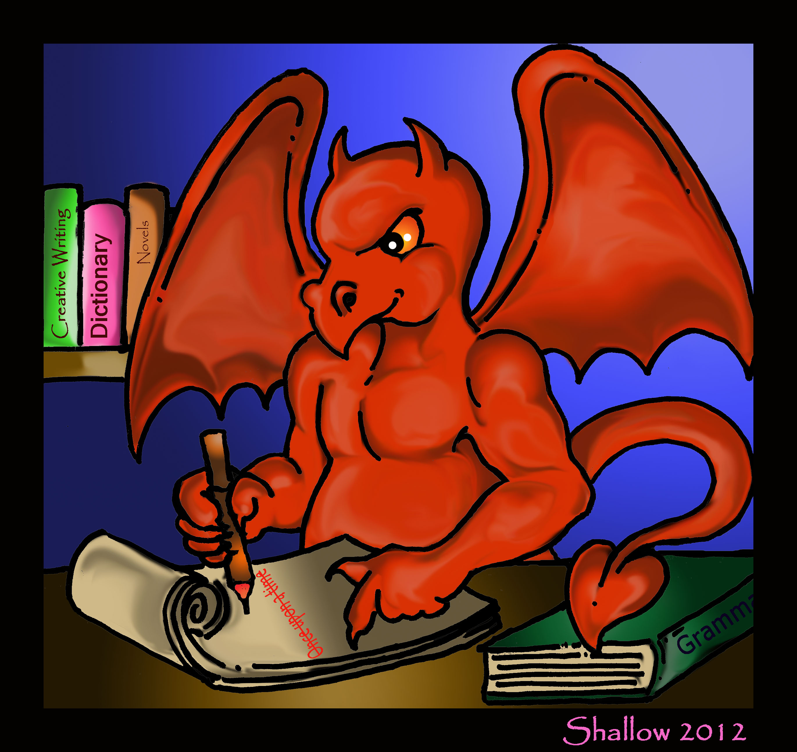 Dragon Editor