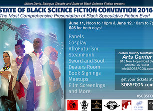 Con Report: State of Black Science Fiction