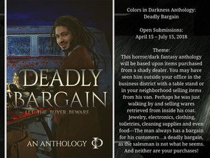 Colors in Darkness: A Deadly Bargain