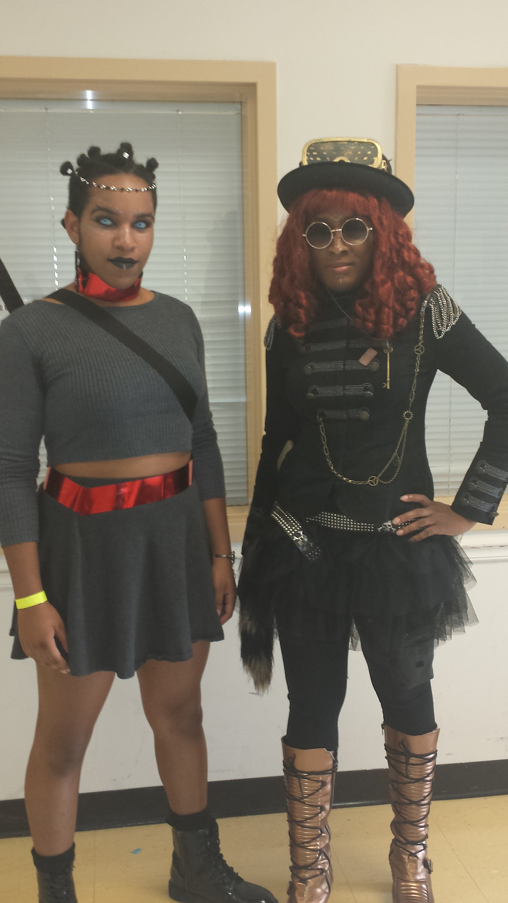 Bad Ass Costumes!
