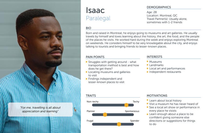 Isaac - Paralegal