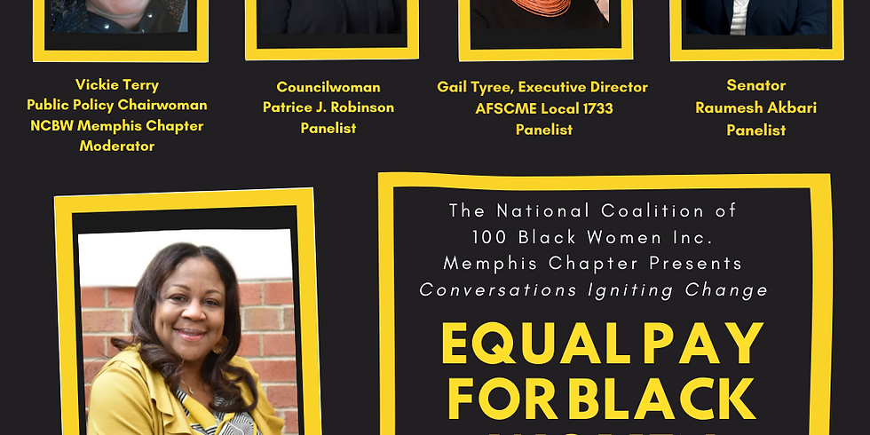 Equal Pay for Black Women