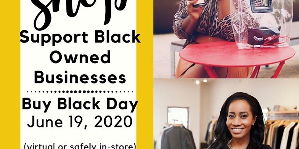 Buy Black Week June 14th through June 21st