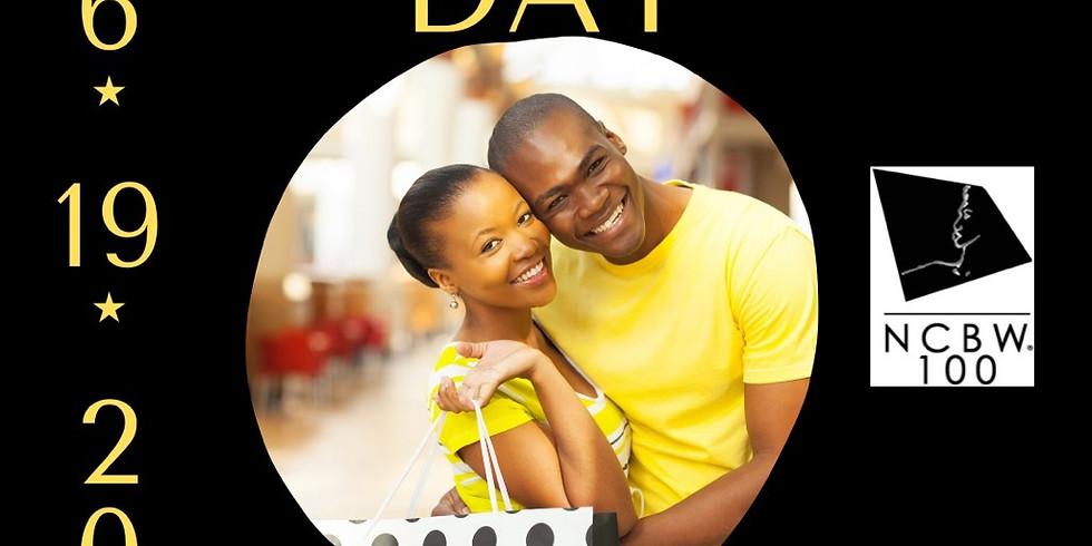 """Buy Black Day"" Friday June 19, 2020"