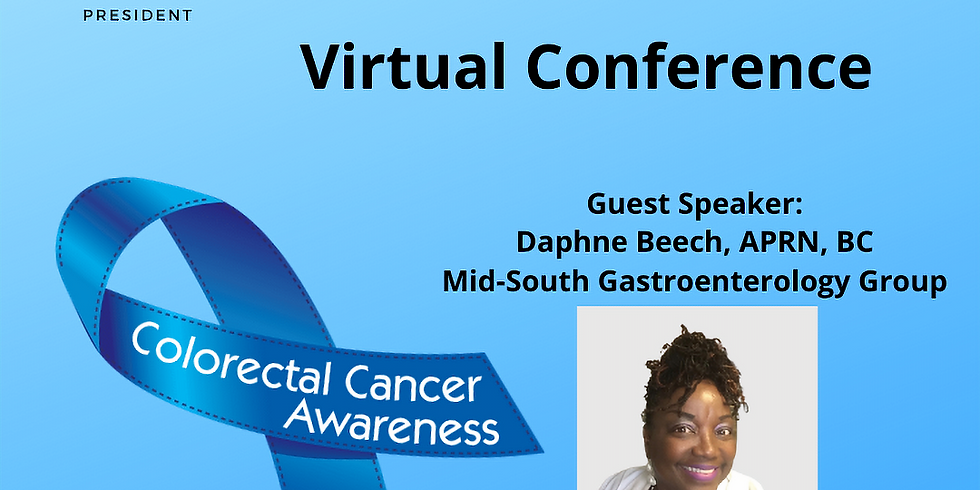 Colon Cancer Awareness Virtual Conference