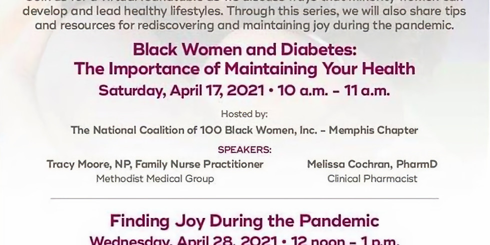BLACK WOMEN AND DIABETES: THE IMPORTANCE OF MAINTAINING YOUR HEALTH