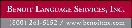 Benoit Language Services