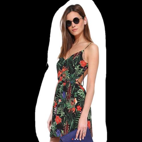 Mini a Line Dress